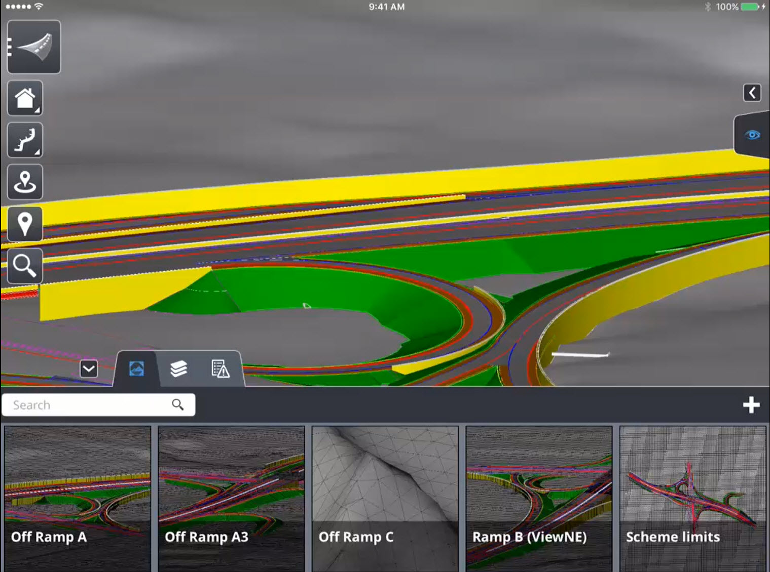 Announcing Bentley OpenRoads Navigator App