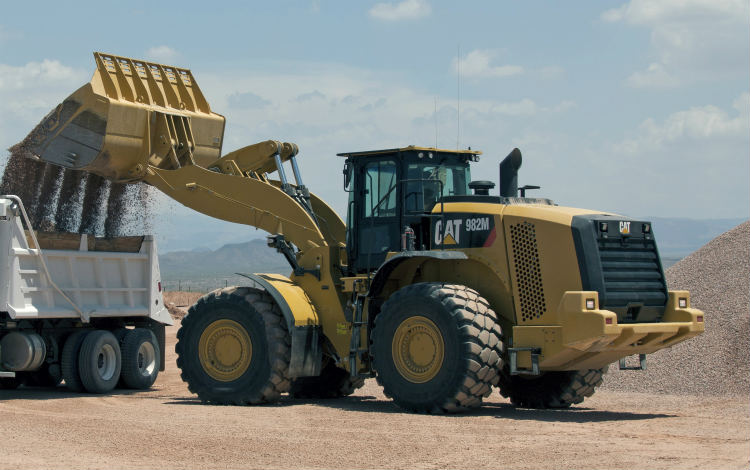 Caterpillar Rolls Out New Machines and Technology at CONEXPO-CON/AGG 2017