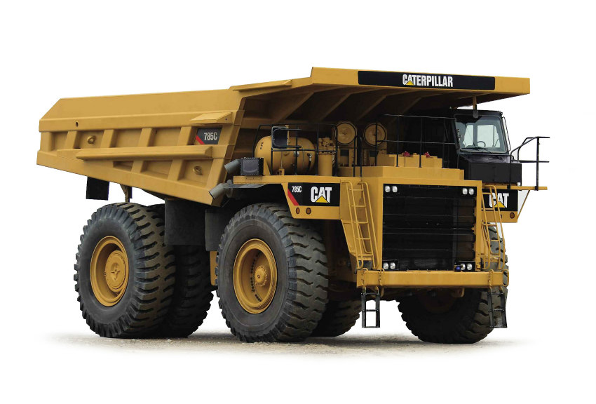 Caterpillar to offer dual fuel retrofit kit for 785C Mining Truck