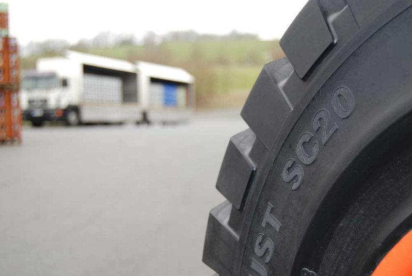 Continental Promotes Efficient and Safe Material Flow in Growing Logistics Industry