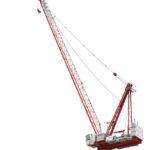Potain MR 160 C tower crane makes its North American debut at Manitowoc's Crane Days