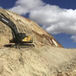 Volvo EC480D excavators help put a shine on Chrome mining