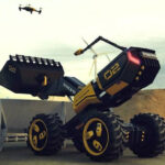 Volvo CE and LEGO Technic team up with children to create an autonomous concept wheel loader of the future