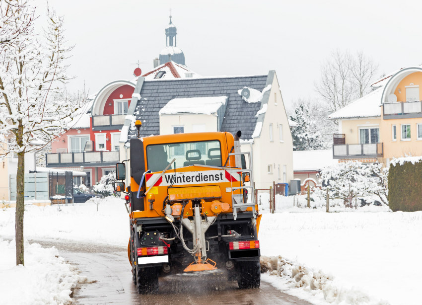 Continental Secures Safe Roads in Winter with its Hose Solutions