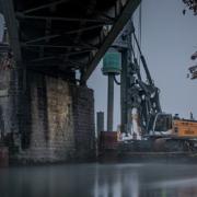 Historical Bridge Turns into a Challenge