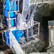 Mexican mine uses Tsurumi's robust GSZ-150-4 pumps for powerful dewatering