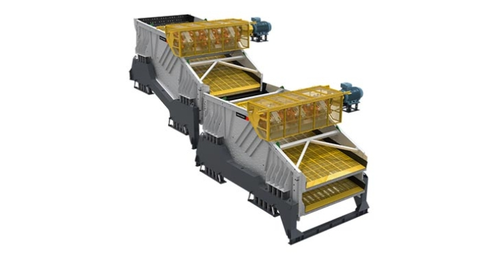 Metso Outotec's sustainable screening technology to iron ore project