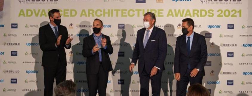 iLOQ wins Rebuild Product Innovation award for iLOQ S5