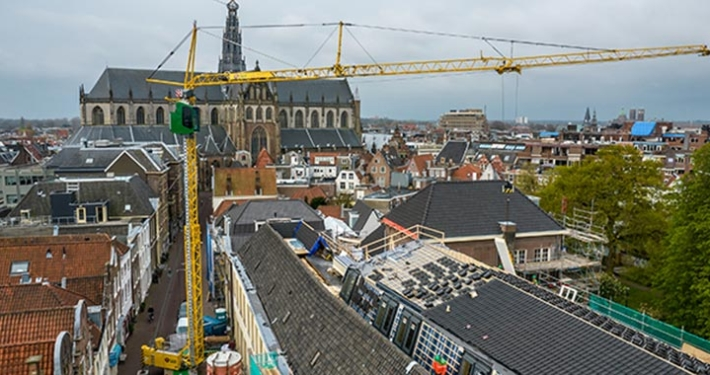 From site to site: The new MK 73-3.1 from Liebherr in action