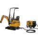 CAT 300.9D VPS Mini Hydraulic Excavator