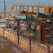 Haulotte supports the Biggest Railway Projects in the Middle East