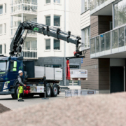 Hiab's R&D investment in Hudiksvall, Sweden completed