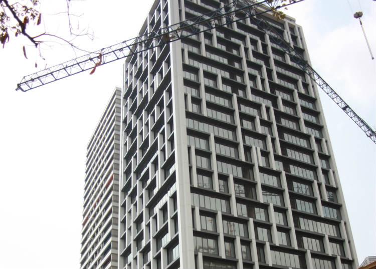 "HIMOINSA generator sets in the ""Loanda Towers"", one of Luanda's landmark buildings"