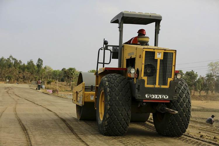 India's road to development