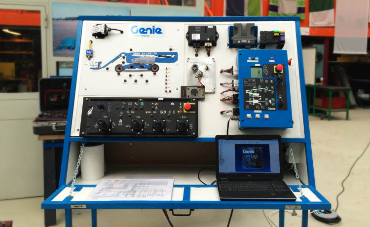 Genie: Supporting the technical skills of the future