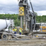 Powerful Drilling Rigs From Liebherr Applied for Decommissioning Project