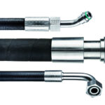 """""""Small, but simply WOW!"""" Hose connections in hydraulic systems"""