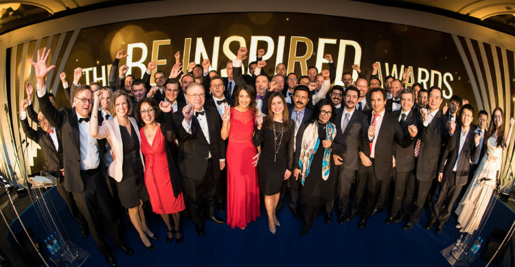 Bentley Systems Announces Winners of 2016 Be Inspired Awards