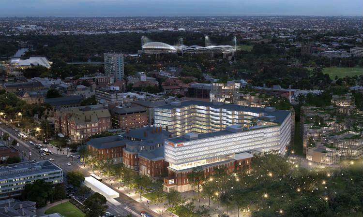 Vision for key Adelaide site revealed
