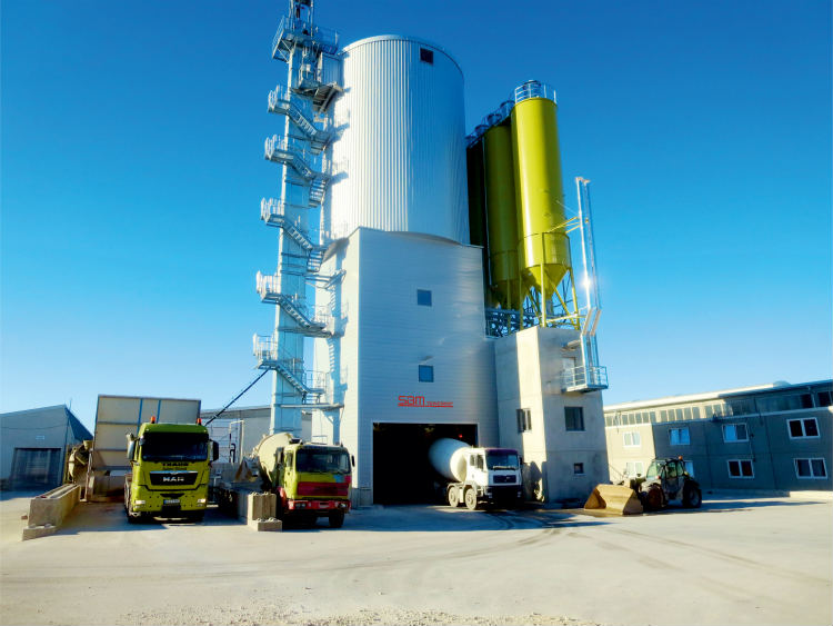 New TOWERMIX models made by SBM Mineral Processing