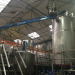 Versatile electric Genie Z-33/18 boom lift: An ideal acquisition for Greencroft Bottling, UK