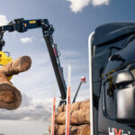 Hiab opens orders for the HiVisionTM control system for forestry cranes