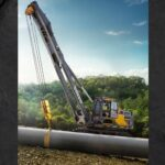 Volvo PL4809E Tier 4 rotating pipelayer pushes performance to new limits