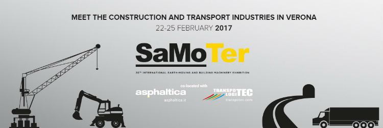 Doosan-Bobcat, Hidromek, Mecalac and VF Venieri at Samoter 2017