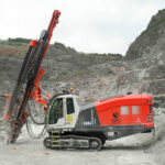 World leading drill and blast specialist puts new Sandvik drill rig to the fore