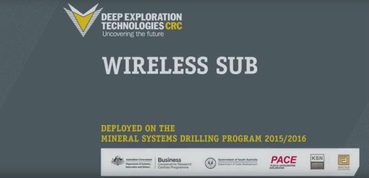 Bluetooth mining sensors save time and money in diamond drilling