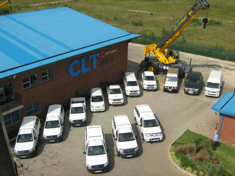 CLT expands plans for open house and crane launch in South Africa