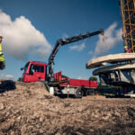 Hiab receives an order for 14 mid-range loader cranes from France
