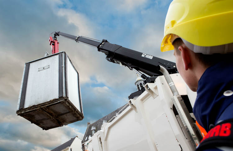 Hiab gains an order for HIAB L-HiPro 145 cranes from Wincanton