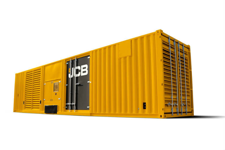 JCB Power Products launches new premium generator range
