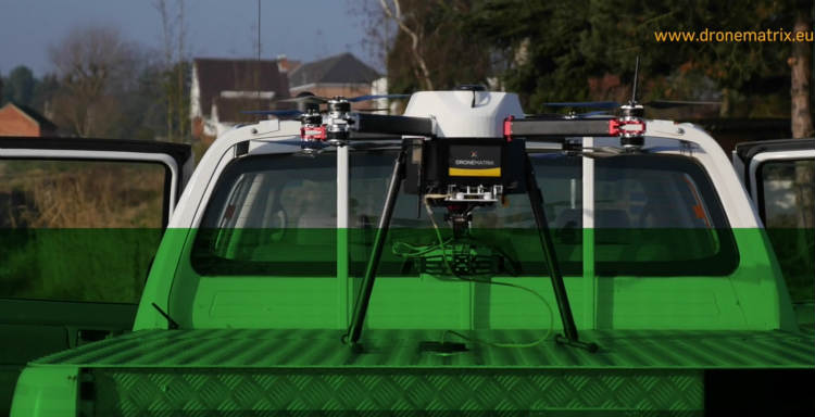 TYTHUS: a drone on a cable from DRONEMATRIX