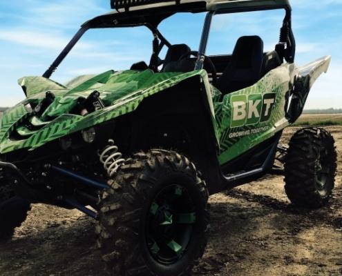Sierra Max: the novelty of BKT for the range of ATV vehicles