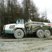 RECO Equipment buys first two Generation 10 TA300 haulers in North America