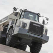 28-tonne TA300 hauler wins favour at Scottish barite mine