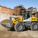 Versatile and powerful: Liebherr presents the new L 514 and L 518 Stereoloaders