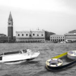 Timing belts of ContiTech Drive Eco-friendly Water Taxis in Venice