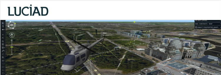 Discover Luciad Technology on display at Geoint 2017