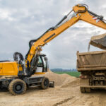 Liebherr showcases special machines for quarry operations at Steinexpo 2017