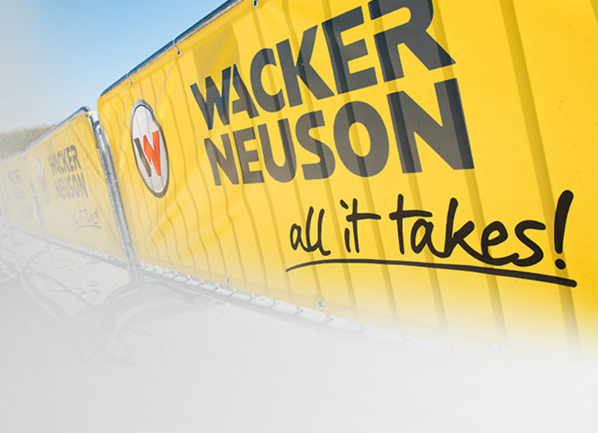 Wacker Neuson SE: Martin Lehner appointed new CEO