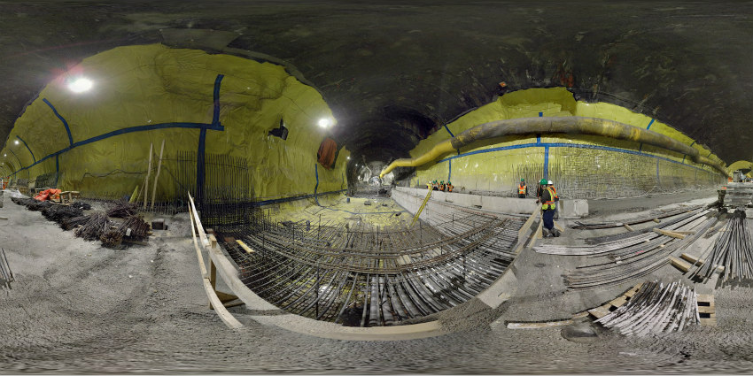 The ITA Tunnelling Awards 2017: Highlight on Major project of the year over €500m category