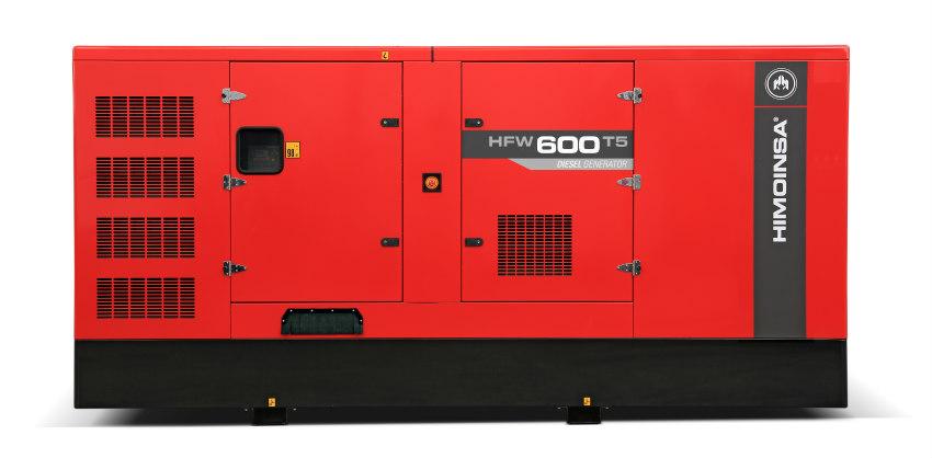 HIMOINSA exhibits at Power-Gen Bangkok generator sets with reduced consumption