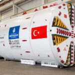 Eight new LOVSUNS EPB-TBMs for Metro Tunnels in Istanbul
