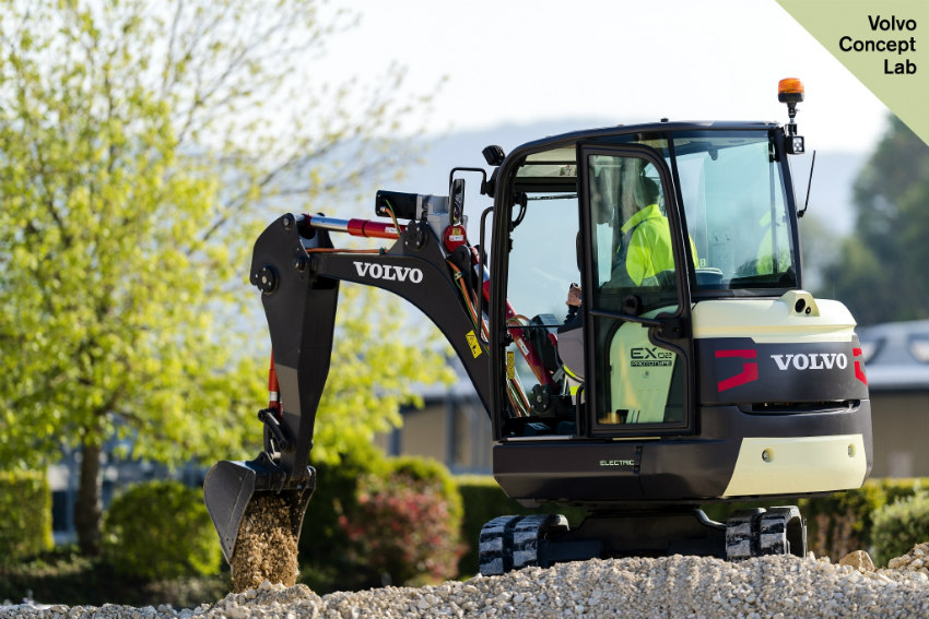 The legacy that shaped Volvo's world class excavators