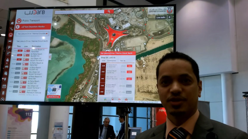 IDOM launches its DARB system for Abu Dhabi public transport