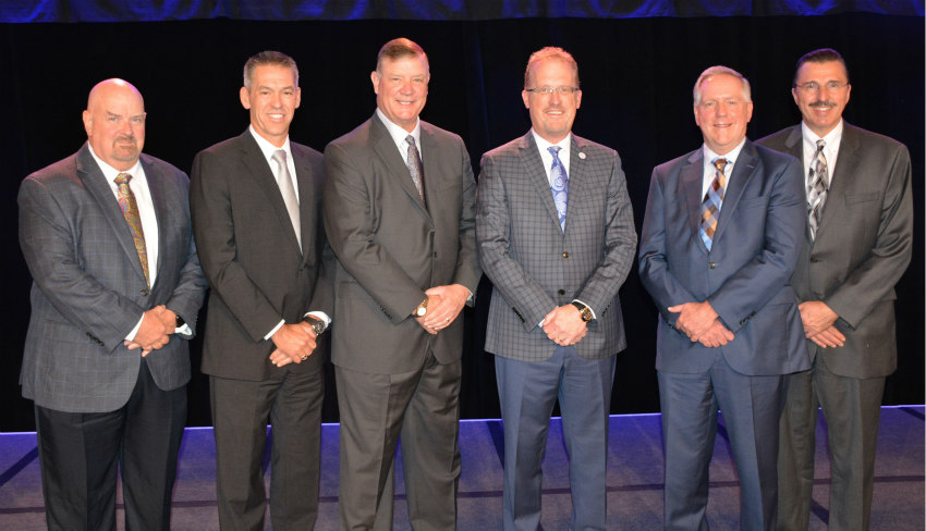 The Association of Equipment Manufacturers (AEM) announces its 2018 officers