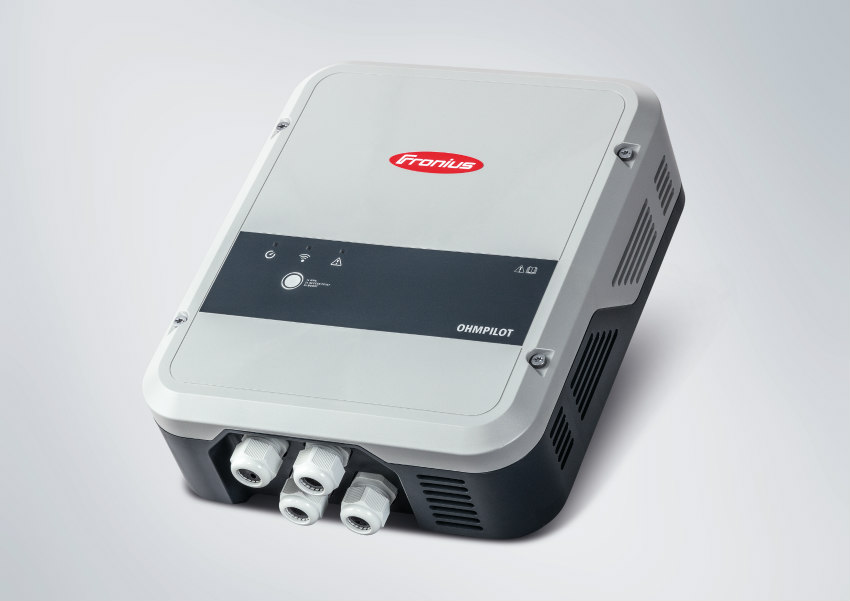 Fronius Ohmpilot receives award for innovation